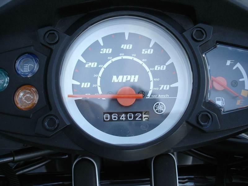 2012 Yamaha Zuma 125  - Nokomis FL