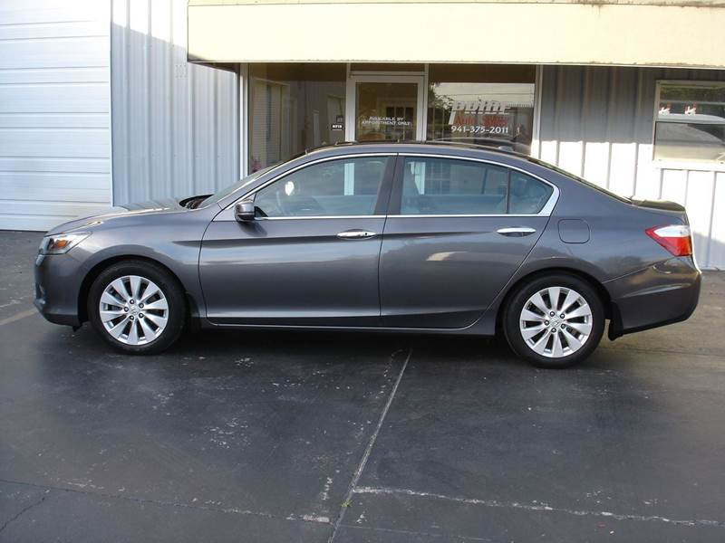 2013 Honda Accord EX-L 4dr Sedan - Nokomis FL