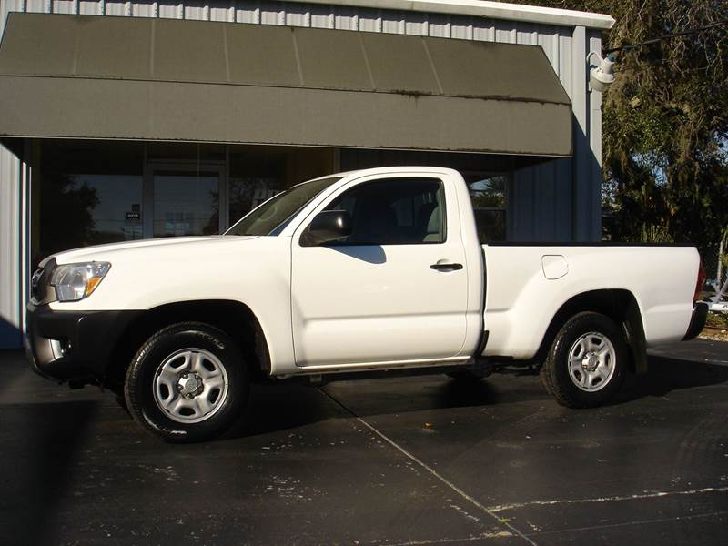 2014 Toyota Tacoma 4x2 2dr Regular Cab 6 1 Ft Sb 4a In