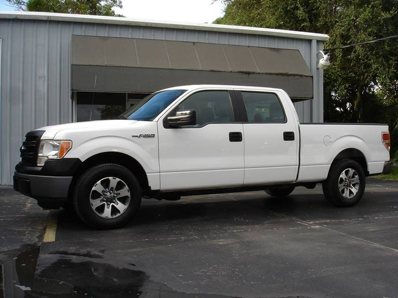 2013 Ford F-150 XL (image 1)