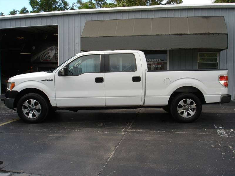 2013 Ford F-150 XL (image 2)