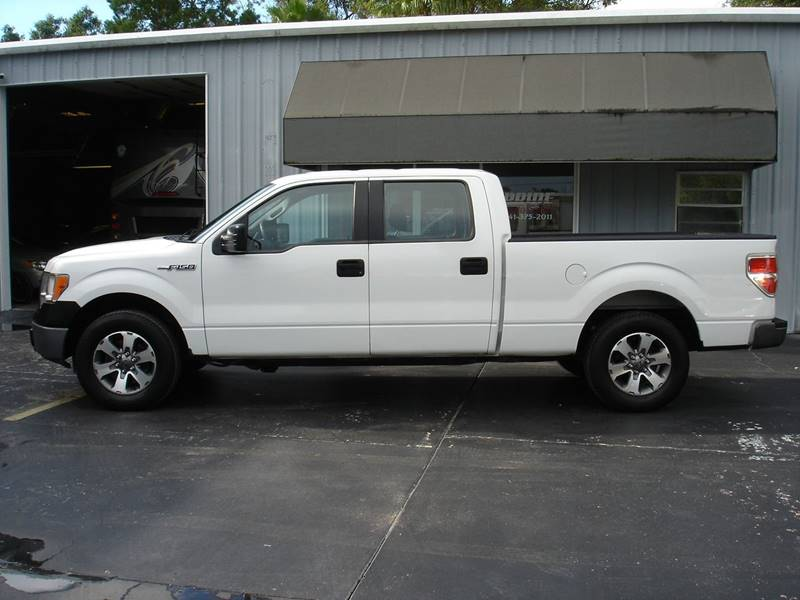 2013 Ford F-150 XL (image 3)