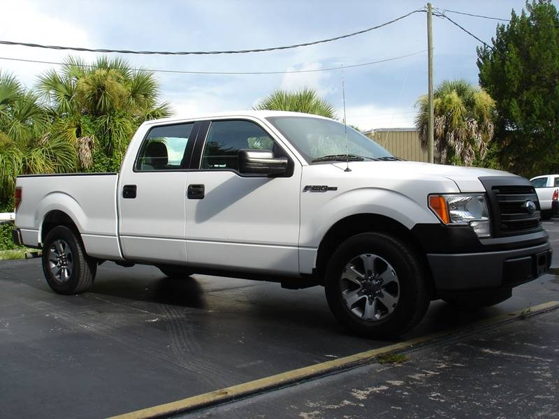 2013 Ford F-150 XL (image 5)
