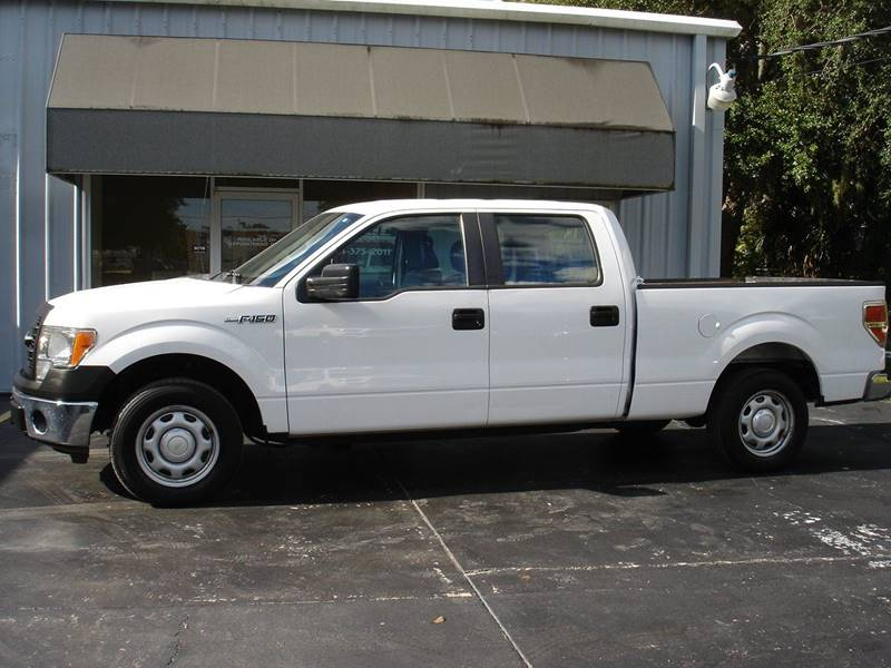2014 Ford F-150 XL (image 3)