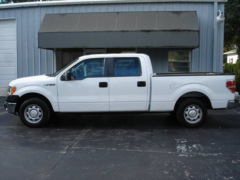 2014 Ford F-150 XL (image 1)