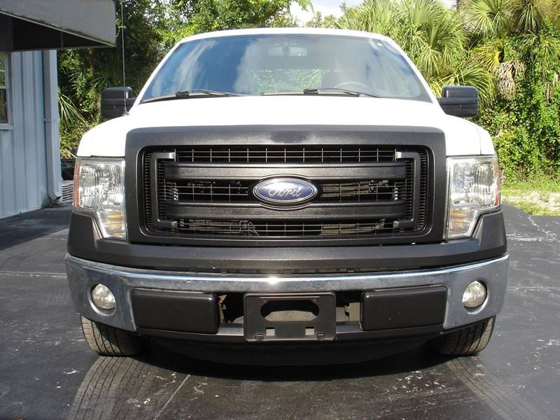 2014 Ford F-150 XL (image 2)