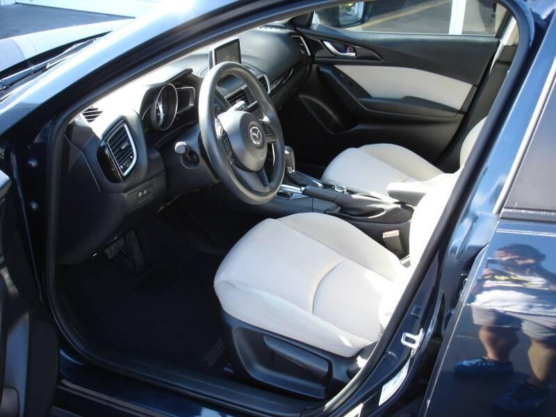 2015 Mazda MAZDA3 i Sport 4dr Hatchback 6A - Nokomis FL