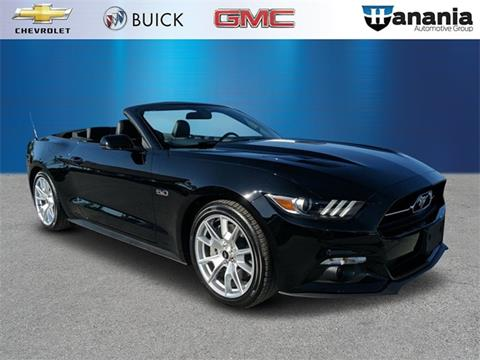 2015 Ford Mustang for sale in Saint Augustine, FL
