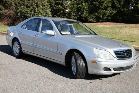 2006 Mercedes-Benz S-Class for sale in Shelby, NC