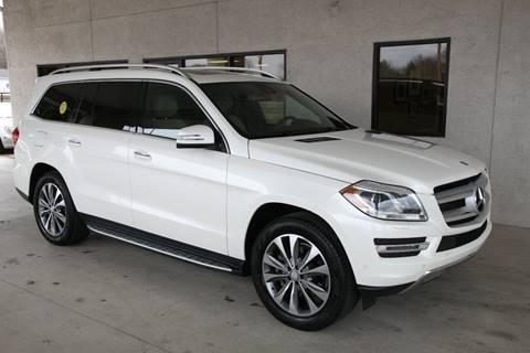 2015 Mercedes-Benz GL-Class for sale in Shelby, NC