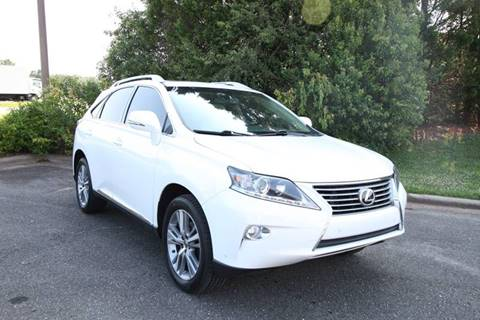 2015 Lexus RX 350 for sale in Shelby, NC