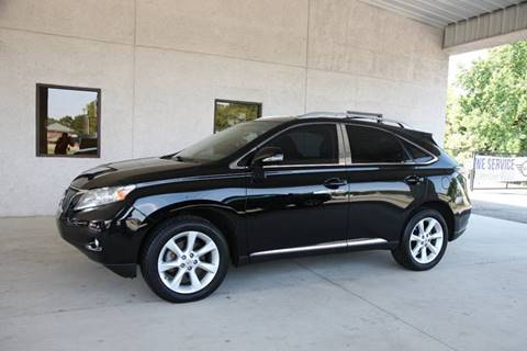 2011 Lexus RX 350 for sale in Shelby, NC