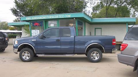 2005 Ford F-150 for sale in Cortez, CO