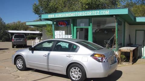 2012 Nissan Altima for sale in Cortez, CO