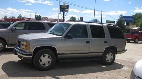 1999 GMC Yukon for sale in Cortez, CO