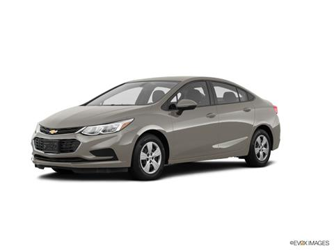 2018 Chevrolet Cruze for sale in Plymouth, WI