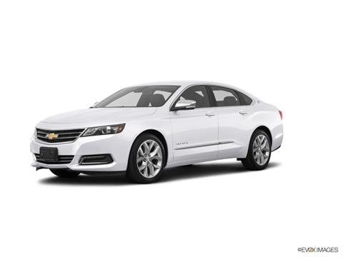 2017 Chevrolet Impala for sale in Plymouth, WI