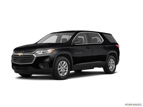 2020 Chevrolet Traverse for sale at Meyer Motors in Plymouth WI