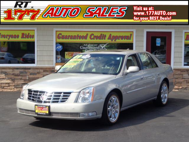 2009 Cadillac DTS for sale at 177 Auto Sales in Pasadena MD