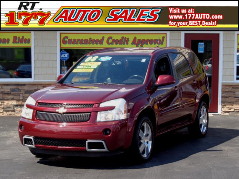 2008 Chevrolet Equinox for sale at 177 Auto Sales in Pasadena MD