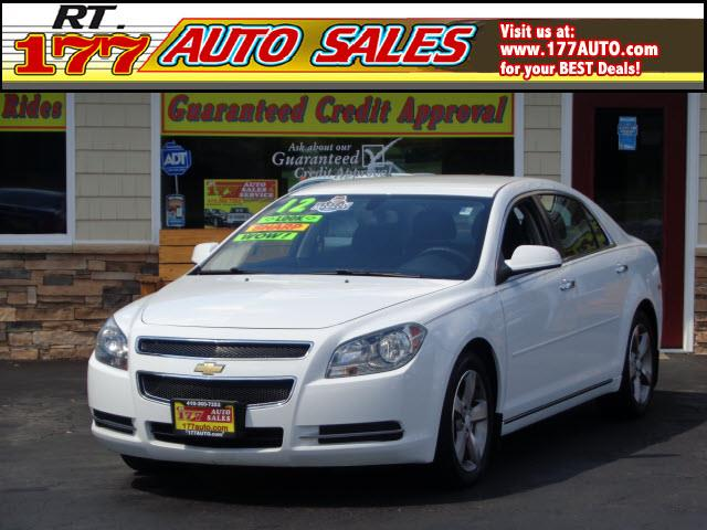 2012 Chevrolet Malibu for sale at 177 Auto Sales in Pasadena MD