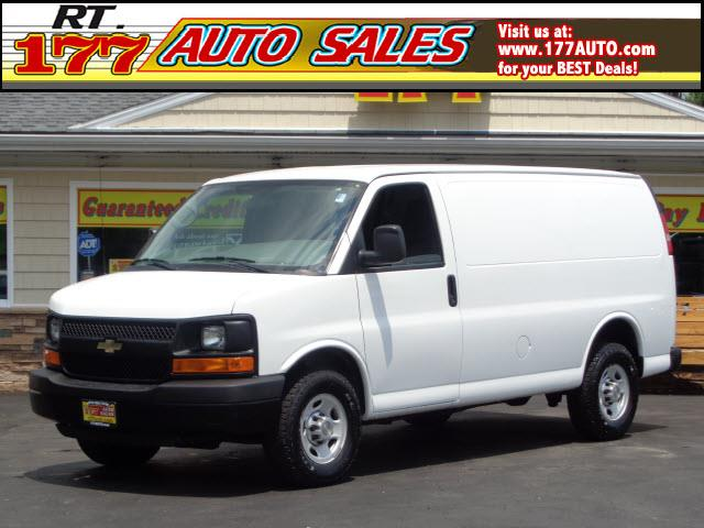 2012 Chevrolet Express Cargo for sale at 177 Auto Sales in Pasadena MD