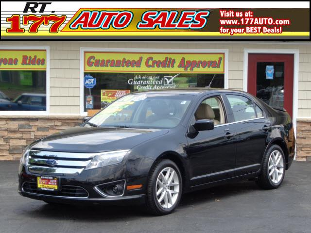 2010 Ford Fusion for sale at 177 Auto Sales in Pasadena MD