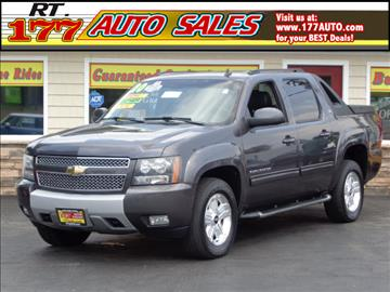 2010 Chevrolet Avalanche for sale at 177 Auto Sales in Pasadena MD