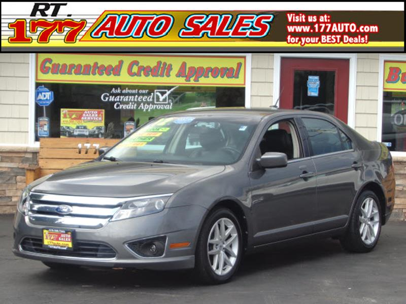 2012 Ford Fusion for sale at 177 Auto Sales in Pasadena MD