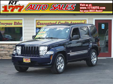 2012 Jeep Liberty for sale in Pasadena, MD