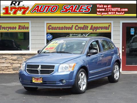 2007 Dodge Caliber for sale at 177 Auto Sales in Pasadena MD