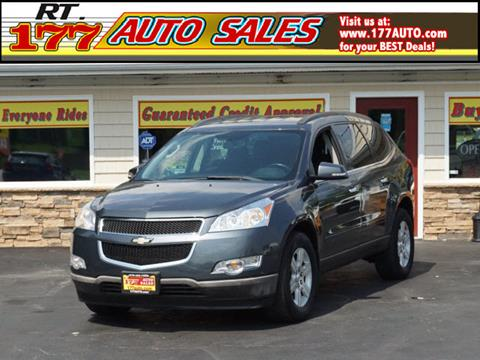 2011 Chevrolet Traverse for sale at 177 Auto Sales in Pasadena MD
