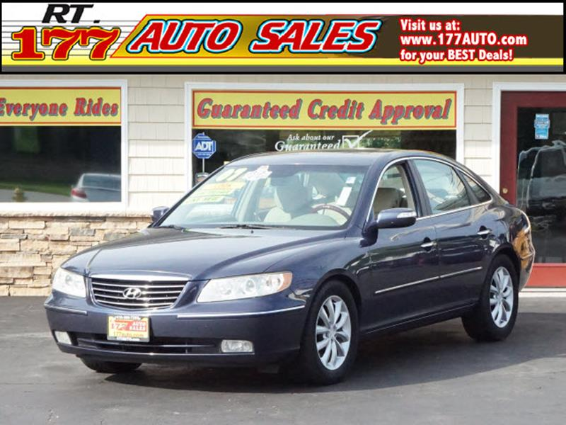 2007 Hyundai Azera for sale at 177 Auto Sales in Pasadena MD