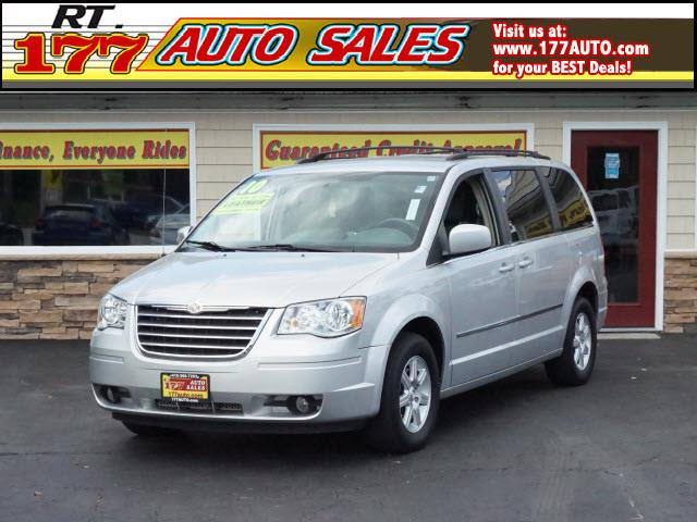 2010 Chrysler Town and Country for sale at 177 Auto Sales in Pasadena MD