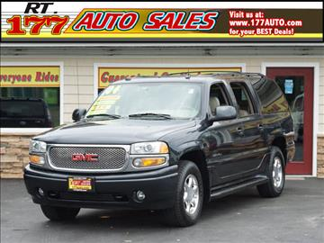 2004 GMC Yukon XL for sale at 177 Auto Sales in Pasadena MD