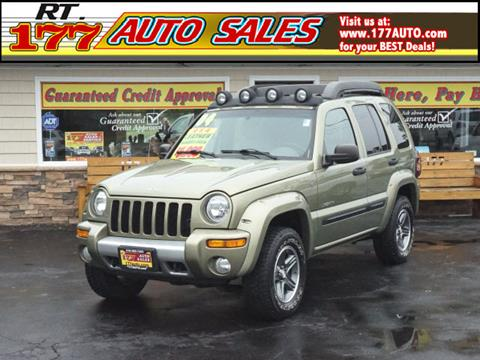 2004 Jeep Liberty for sale at 177 Auto Sales in Pasadena MD