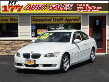 2008 BMW 3 Series for sale at 177 Auto Sales in Pasadena MD