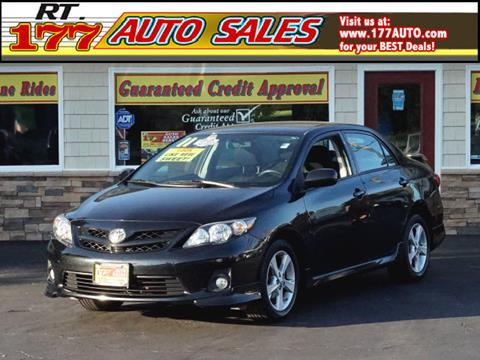 2011 Toyota Corolla for sale at 177 Auto Sales in Pasadena MD