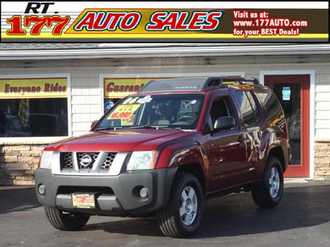 2006 Nissan Xterra for sale at 177 Auto Sales in Pasadena MD