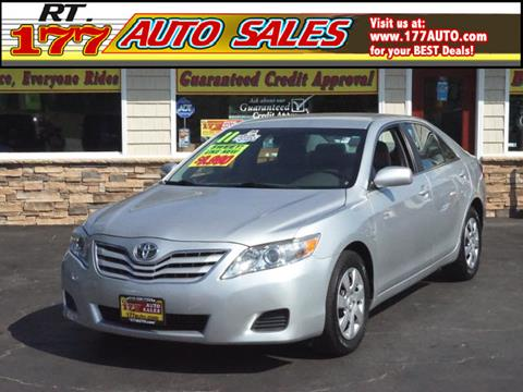 2011 Toyota Camry for sale at 177 Auto Sales in Pasadena MD