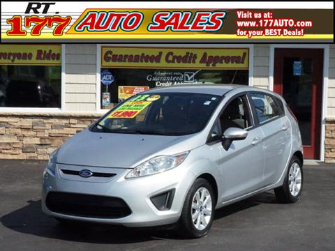 2013 Ford Fiesta for sale at 177 Auto Sales in Pasadena MD