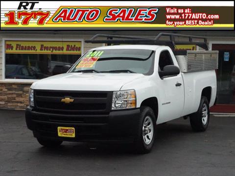 2011 Chevrolet Silverado 1500 for sale in Pasadena, MD