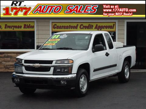 2008 Chevrolet Colorado for sale in Pasadena, MD