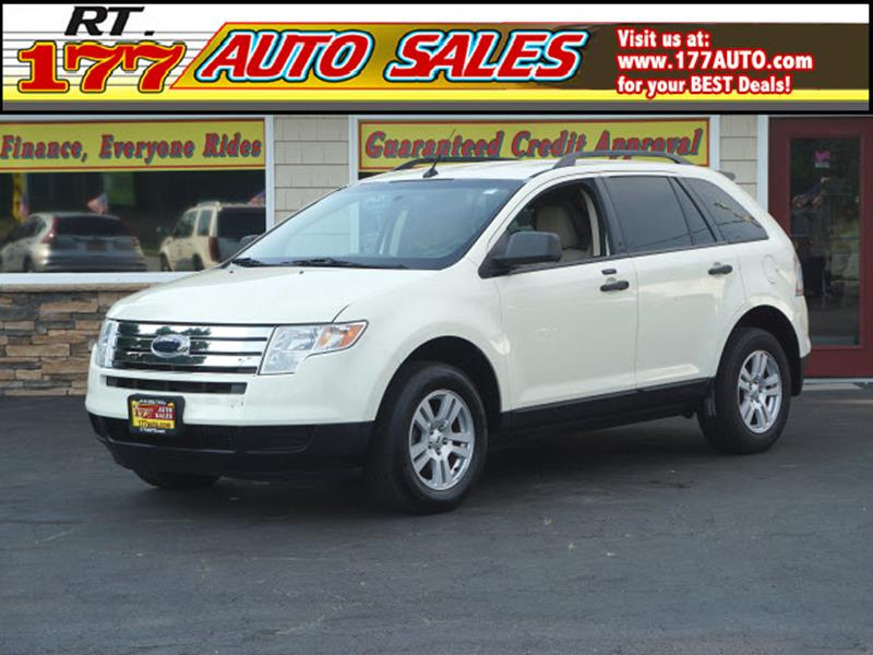 Ford Edge For Sale At  Auto Sales In Pasadena Md