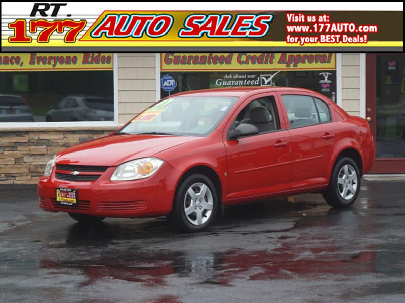 2007 Chevrolet Cobalt For Sale At 177 Auto Sales In Pasadena MD