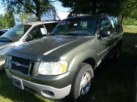 2001 Ford Explorer Sport for sale in Quinnesec MI