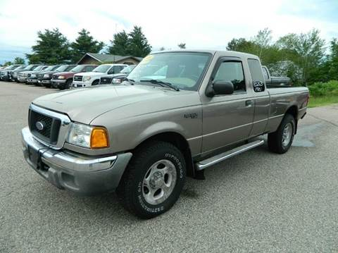 2005 Ford Ranger for sale in Quinnesec MI