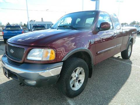 2003 Ford F-150 for sale in Quinnesec MI