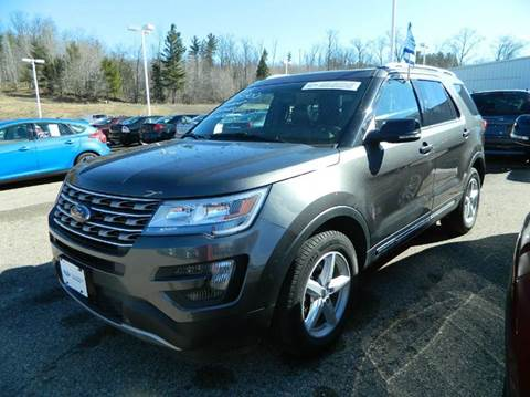2016 Ford Explorer for sale in Quinnesec MI