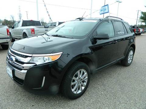 2013 Ford Edge for sale in Quinnesec MI